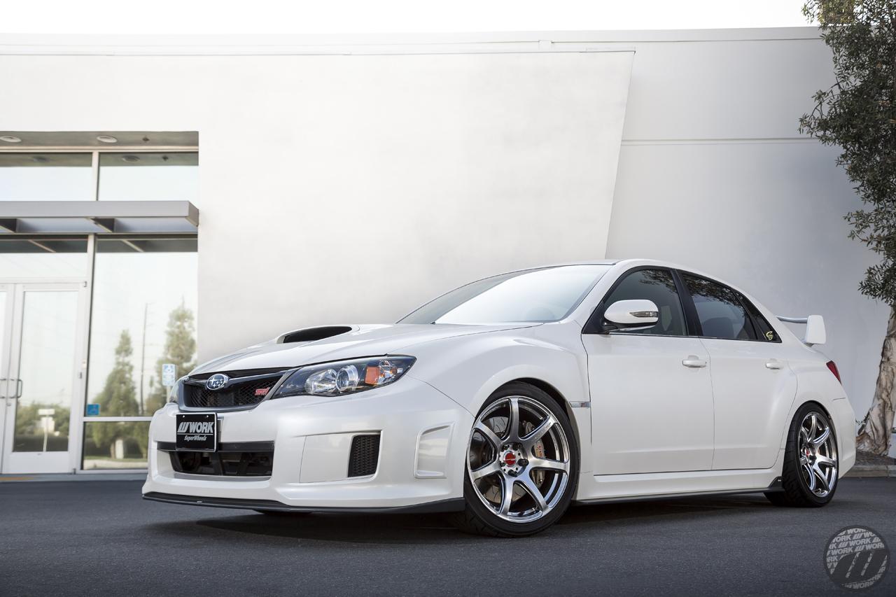 Rim Shop Near Me >> WORK Wheels USA Subaru STI on WORK Emotion T7R – Photo by ...