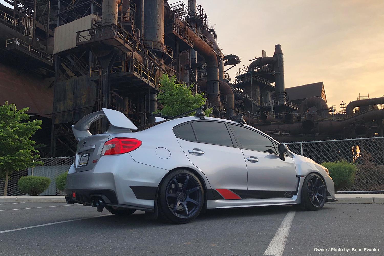 Subaru Dealers Near Me >> WORK Wheels USA Subaru STI on WORK Emotion T7R – Photo by WORK Wheels Japan – WORK Wheels USA