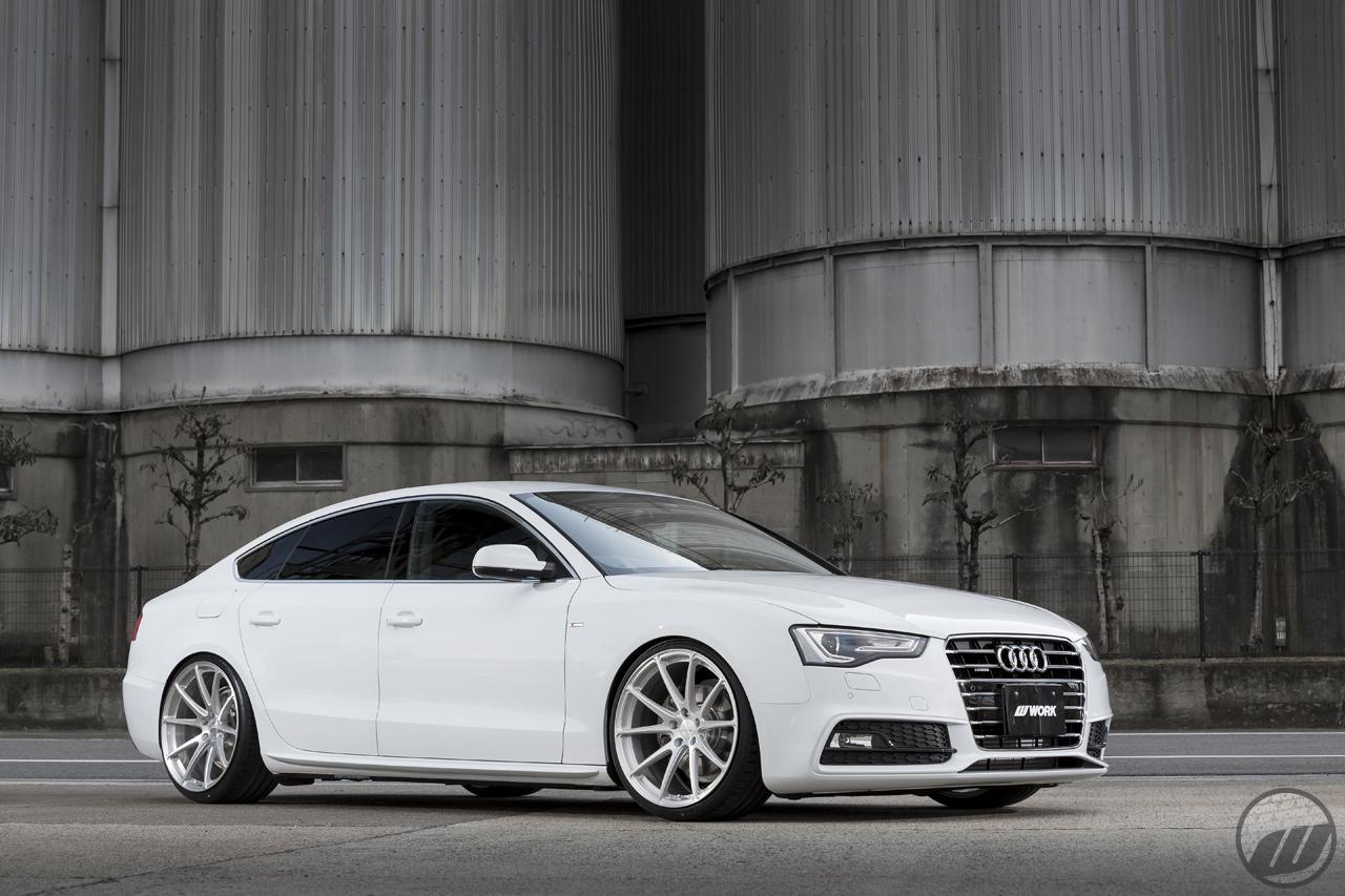 Audi Work Wheels Usa